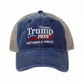 Wholesale Embroidery Trump 2020 Keep