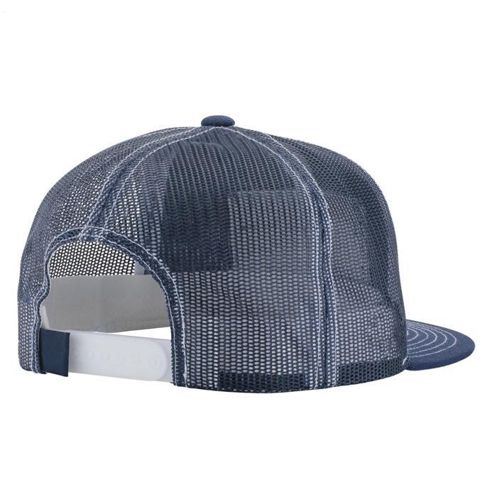 Custom GOLD THREAD trucker mesh caps snapback hat brim inserts plastic 5