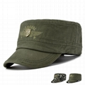 Custom camo types of hats indian army cap green military hat cap