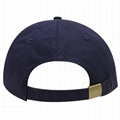 Custom Washed short brim sports outdoor hat daddy hats New York style