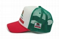 Custom Trucker Hat California Republic State Flag Cap Cali Unisex Adult Trucker