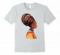 Personalized t-shirt printing for men 100% cotton soft stretch street wear mens