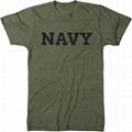 Wholesale tri blend t shirts custom printing t shirt short sleeve mens tee