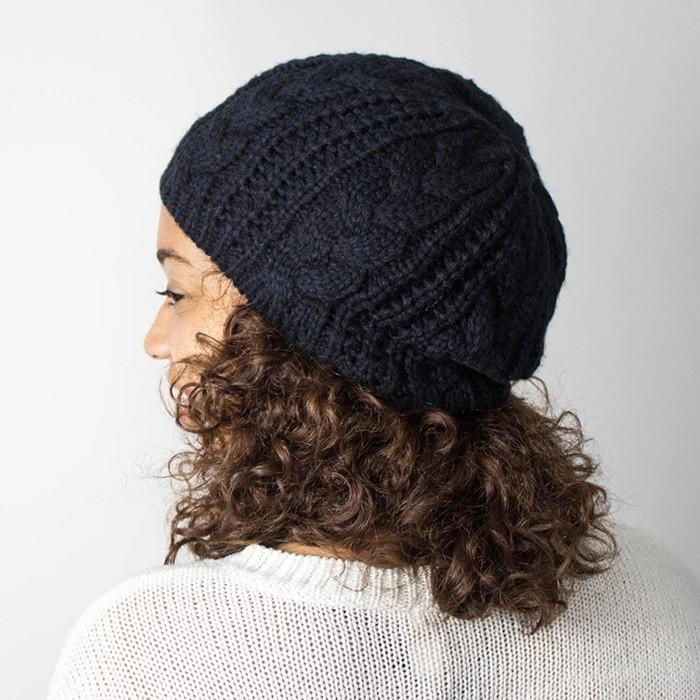 Fashion woman satin lined winter hats keep warm gorros with lana price 5
