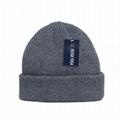 100% premium merino wool beanie winter