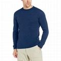 Wholesale blank merino wool t-shirt full sleeve t shirt mens clothing shirt