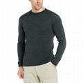 Wholesale blank merino wool t-shirt full
