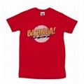 Custom T Shirt Manufacturer Design Your Own Custom anime T Shirt Printing