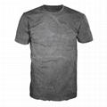 New model China mineral wash t shirt