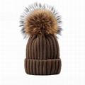 Women Hat Winter Knit Beanie Ski Cap