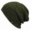 Blank Knit Beanie With Custom Label In Stocks Drop Shipping Cuff Ski Oem Beanie