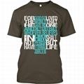 Custom Bible Verse T-shirts Printed