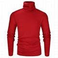 Wholesale plain t shirt 100% cotton slim