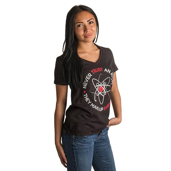 Latest shirt designs custom men vintage t-shirt funny science pattern designer 4