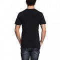 OEM Mens Summer Tshirt Triblend Fabric Streetwear Men Custom Slim Fit Mens Tshir