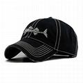 Men's embroidery Baseball Cap Fishing