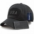 Low profile gorras baseball cap American