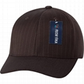 Wholesale 6 panel pin striped blank easy