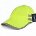 High Visibility Safety Cap Reflective