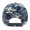 Trucker Hat Veterans for Trump Camouflage Baseball Cap HooK and Loop Closure Hat 3