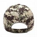 Trucker Hat Veterans for Trump Camouflage Baseball Cap HooK and Loop Closure Hat
