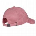 Vintage Suede Dad Baseball Cap Hat