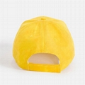 Hip hop Street Stream 3D Embroidery Sport Hats And Caps Yellow Baseball cap
