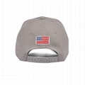 3D Embroidery America Hat Donald Trump 2020 USA Cap Adjustable Baseball Hat