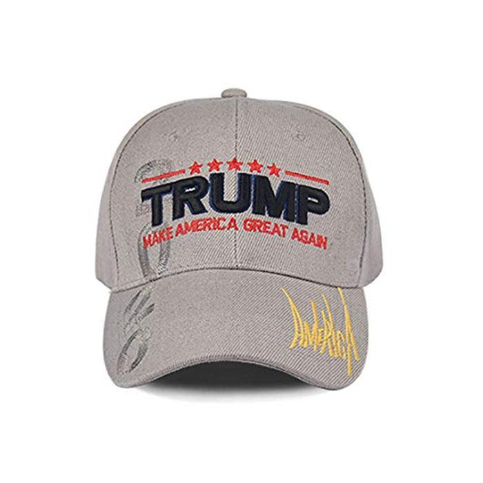 3D Embroidery America Hat Donald Trump 2020 USA Cap Adjustable Baseball Hat