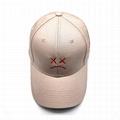 Cap Custom Logo Sad Boys Adjustable Crying Face Embroidery Baseball Cap Dad Hat