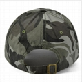 Wholesale Cap Army Green Baseball Hat 3D Embroidery Label Navy Seal Tactical Cap
