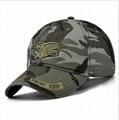 Wholesale Cap Army Green Baseball Hat 3D