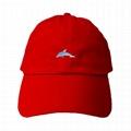 Custom New Screen Printing Hats Era Hat Dolphin Custom Embroidered Dad Hat