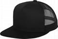 Wholesale 6 panel the classic snapback cap custom snap back mesh trucker hat