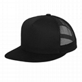 Wholesale 6 panel the classic snapback cap custom snap back mesh trucker hat