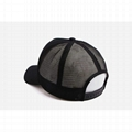 Custom Mesh Baseball Cap Acrylic Patch Trucker Hat Custom Logo 5 Panels Trucker