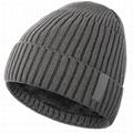 Top Selling Skull Cap Beanie Winter Fleece Lined Thick Skull Beanie Hat Cap