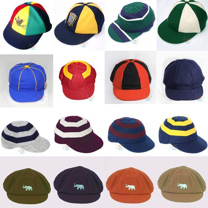 Custom Design Cricket Baggy Green Cap Custom Design Embroidery Cricket Caps Men 6