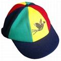 Custom Design Cricket Baggy Green Cap Custom Design Embroidery Cricket Caps Men