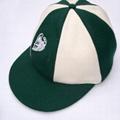 Custom Design Cricket Baggy Green Cap Custom Design Embroidery Cricket Caps Men 3