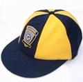 Custom Design Cricket Baggy Green Cap Custom Design Embroidery Cricket Caps Men 2