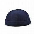 Brimless Baseball Cap Without Visor Hats
