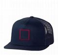 Trucker mesh caps organic snapback hats