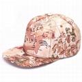 Different african print 5 panel hats custom winter corduroy trucker hat no mesh