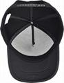 Baseball Cap Foil Print Design Made For Mischief Custom Logo Taping Cotton Hats 4