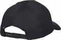 Baseball Cap Foil Print Design Made For Mischief Custom Logo Taping Cotton Hats 5