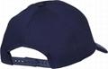 Baseball Cap Foil Print Design Made For Mischief Custom Logo Taping Cotton Hats 6