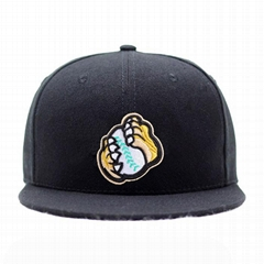 New Hip-hop Adjustable Babys Cool Fashion Snapback Hats Street Casual Cap
