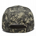 Trump Camouflage Election Hats Camo Baseball Hat With USA Flag 5