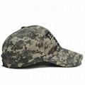 Trump Camouflage Election Hats Camo Baseball Hat With USA Flag 3